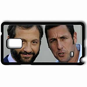 Personalized Samsung Note 4 Cell phone Case/Cover Skin Adam sandler actor judd apatow producer face actors Black