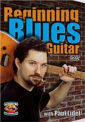 Beginning Blues Guitar (DVD + Booklet)