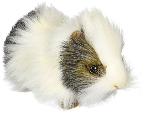 - Hansa Guinea Pig Plush, Gray/White