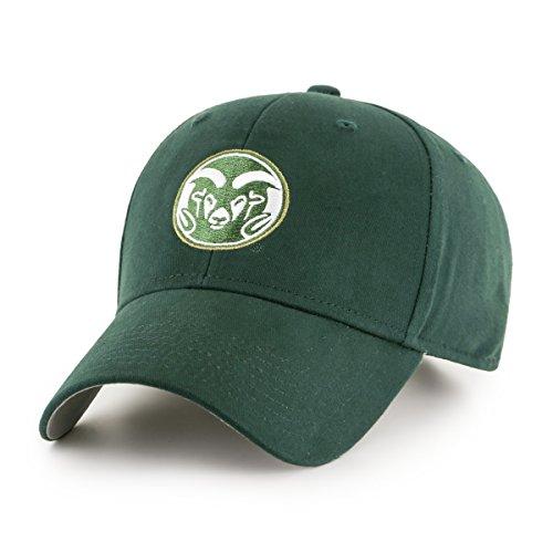 OTS NCAA Colorado State Rams Toddler Cinch All-Star Adjustable Hat, Dark Green, Toddler (State Logo Colorado Rams)