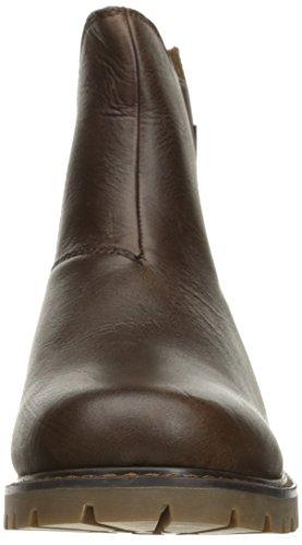 Eastland Boot Tan Ida Dark Chelsea Women's twrSpt0q