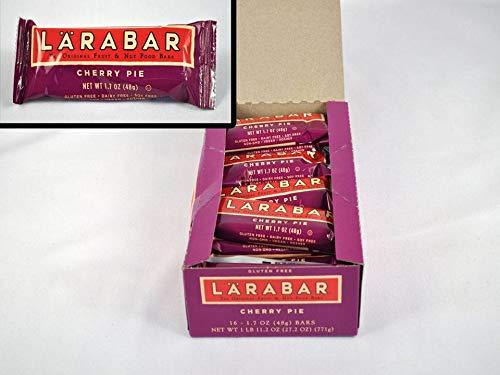 LaraBar, Cherry Pie, 1.7 oz., package of 16