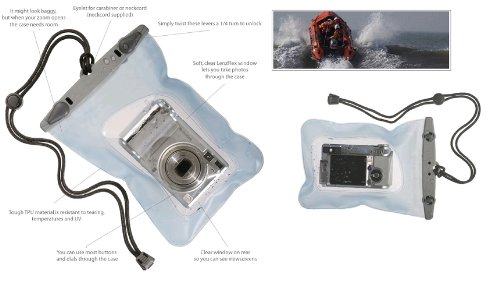 Aquapac Underwater Camera Bag - 3