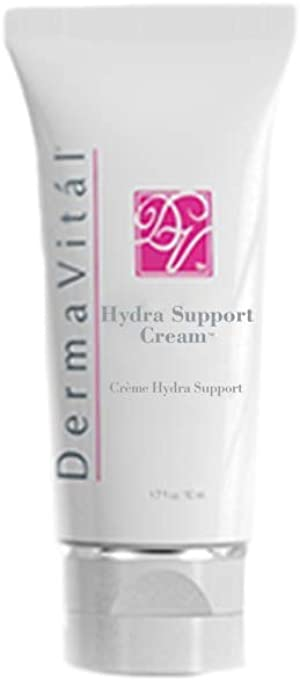 DermaVitál Hydra Support - Hydrating Skincare Cream for Use with DermaWand