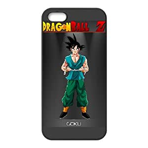 Goku Dragon Ball Z Anime iPhone 4 4s Cell Phone Case Black 05Go-217581