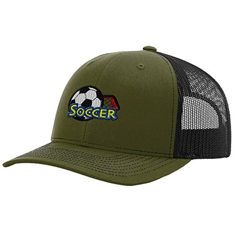 Soccer 3 Embroidery - 3