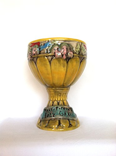 Monty Python's Holy Grail Chalice by The Daily Pint