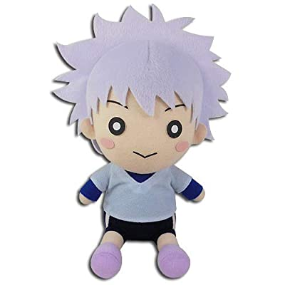 "Great Eastern Entertainment Hunter X Hunter - Killua Plush 7"": Toys & Games"