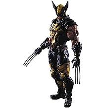 Marvel Wolverine Variant Play Arts Kai 10 inch Action Figure