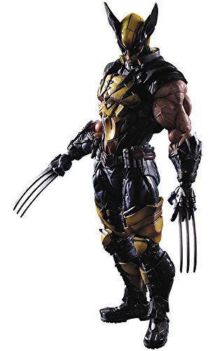Square Enix Wolverine Kai Action Figure