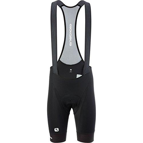 Giordana Moda Scatto Pro Bib Short - Men's Black/White, XXL -
