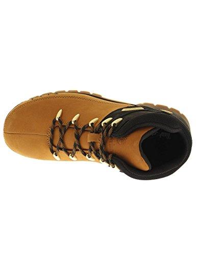 Timberland Jungen Euro Sprint Hiker Chukka Boots Beige