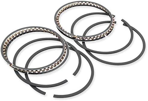 Hastings 4626S010 Single Cylinder Piston Ring Set