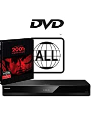 Panasonic DP-UB820 MULTIREGION for DVD Bundle with 2001 A Space Odyssey Ultra HD 4K Blu-ray Disc