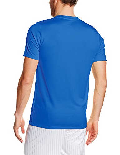 Vi royal Blue white shirt Blu Nike Park T Uomo 6qxa5