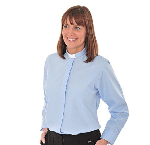 Chemisier Bleu London Femme clair Manches of Hammond Courtes amp; Harper xBRqFnIwA