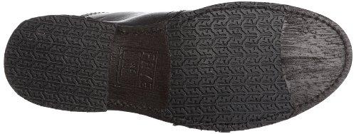 FRYE - Zapatos de cordones de cuero para hombre Negro