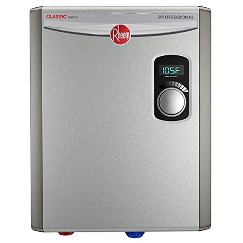 (Rheem 240V 2 Heating Chambers RTEX-18 Residential Tankless Water Heater, small,)