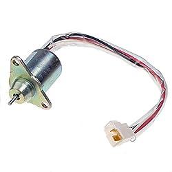 Fuel Shut Off Solenoid M806808 for John Deere 3009