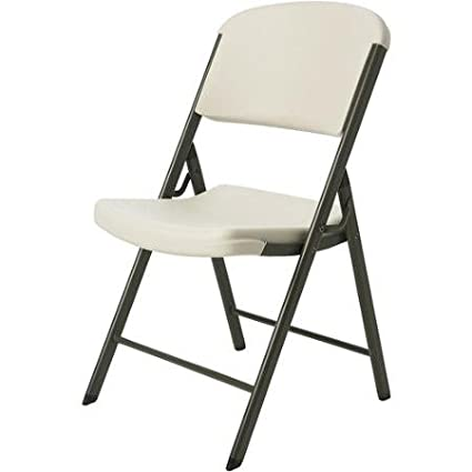 Superb Amazon Com Lifetime Classic Commercial Folding Chair Indoor Machost Co Dining Chair Design Ideas Machostcouk