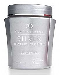 Connoisseurs Silver Jewlry Cleaner 8 oz. (3-Pack)