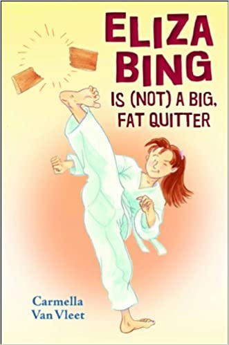 Image result for eliza bing is a big fat quitter
