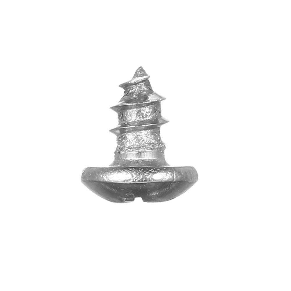 35mm Festnight A2 DIN7981# 6 3.5mm 304 Tornillo de acero inoxidable Avellanado tornillos de madera autorroscantes 3.5mm
