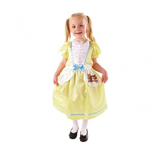 Fancy Dress - Goldilocks Costume Children's Small (Goldilocks Costume)