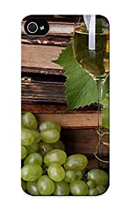 New Stylishgojkqt Super Strong Wine Tpu Case Cover Series For Iphone 5/5s