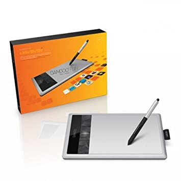 Wacom Bamboo Fun Pen and Touch Tablet X64 Driver Download