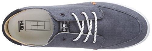 HubBoss C06 - Zapatillas para  Hombre Azul - Blau (navy/wht 004)