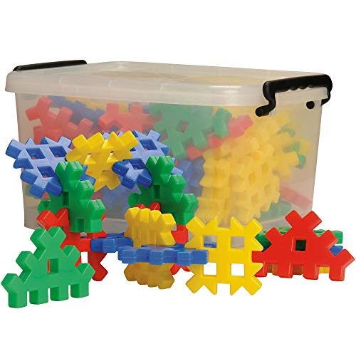 Constructive Playthings CPX-809 Waffle Shaped Building for sale  Delivered anywhere in USA