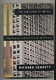 The Conscience of the Eye, Richard Sennett, 0394571045