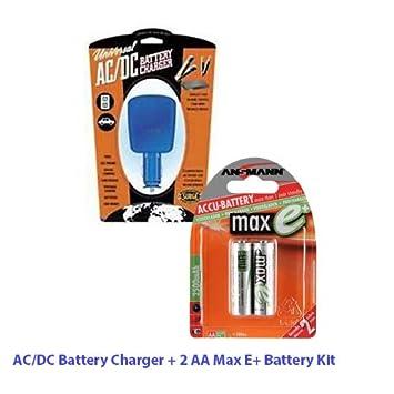Amazon.com: Mfuel - Cargador de batería universal Plus ...
