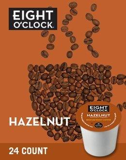 Eight O'Clock Coffee Hazelnut K-Cups by Eight O'Clock Coffee