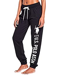 Women's French Terry Jogger Lounge Sleep Sweatpants...