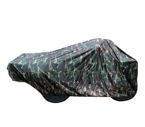 Kwik Cover Atv Tek - Kwik Tek ATV XXL Cover, Woodlands Camo ATVC-CXXL