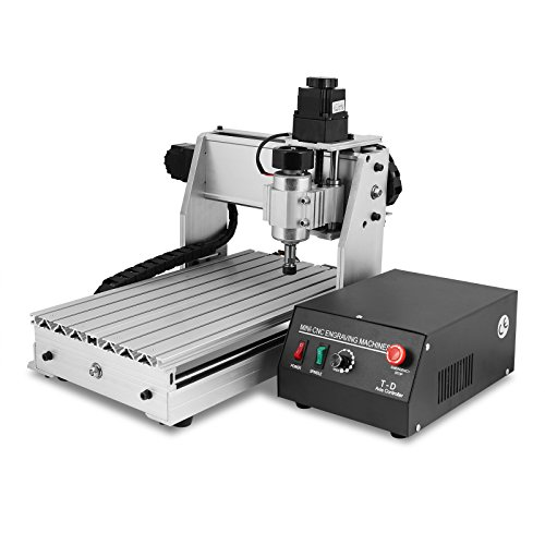 VEVOR CNC Router 3020T 3 Axis CNC Router Machine 200mmX 300mm Large...