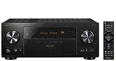 Pioneer 7.2 Channel Networked AV Receiver with Built-In Bluetooth & Wi-Fi