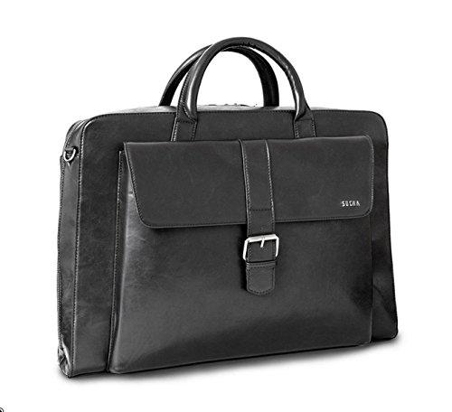 SOCHA Businessbag Tasche So Ebony Black 15'-17,3' Bowatex