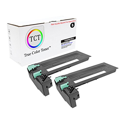 TCT Premium Compatible Toner Cartridge Replacement for Xerox 106R1409 Black Works with Xerox WorkCentre 4250 4260 Printers (25,000 Pages) - 2 ()