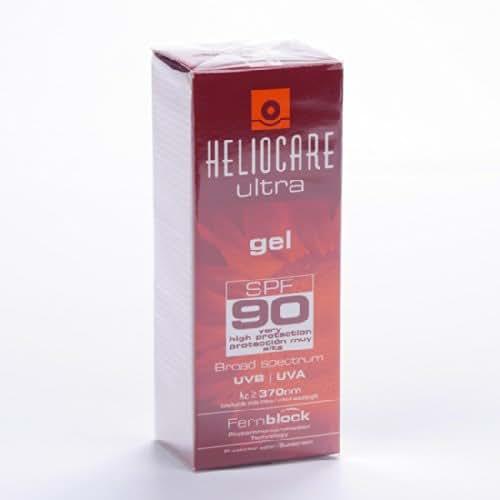 Heliocare Ultra SPF 50 Gel 1.69 Ounces