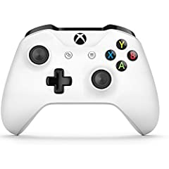 Experience the enhanced comfort and feel of the new Xbox Wireless Controller, featuring a sleek, streamlined design and textured grip. Enjoy custom button mapping* and up to twice the wireless range. Plug in any compatible headset with the 3....