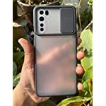 SUNNY FASHION Back Cover for OnePlus Nord(TPU+Plastic/Black)