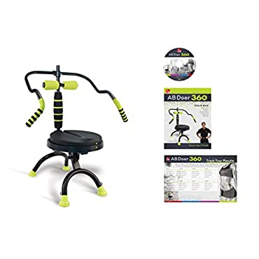 As Seen On TV Ab Doer 360 Complete Fitness System