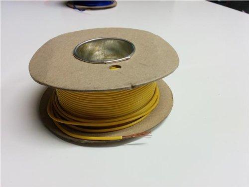 Yellow 5M Circuit Boards Broken Wiring Loom Harness Fix Repair Cable - 5.75 Amp: