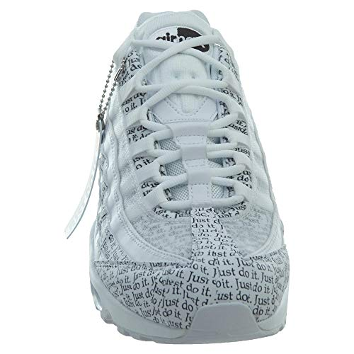 Multicolor white Zapatillas 95 white white Max Nike Air black Adulto Unisex Se 100 wxzqT0AUa