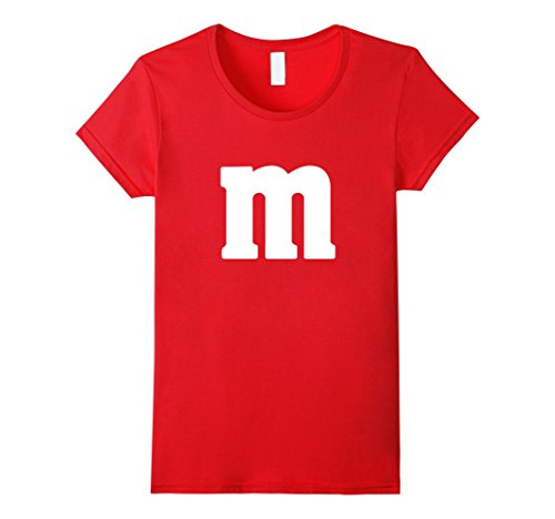 Womens M Halloween Costume Shirt Small (All Red Halloween Costumes)
