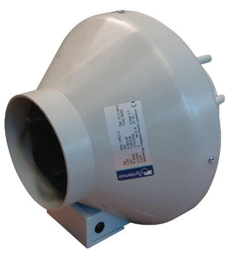 3 opinioni per Rvk 08-355-012 Sileo 125E2-L Fan Ventilatore, 323M³/Hr