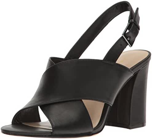 Nine West Women's Healta Leathere Dress Sandal